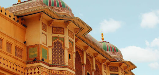 Best places to visit in Rajasthan, Amer fort