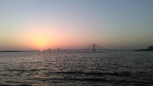 best places to visit in mumbai, bandra worli sea link