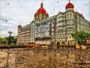 best places to visit in mumbai, taj mahal hotel