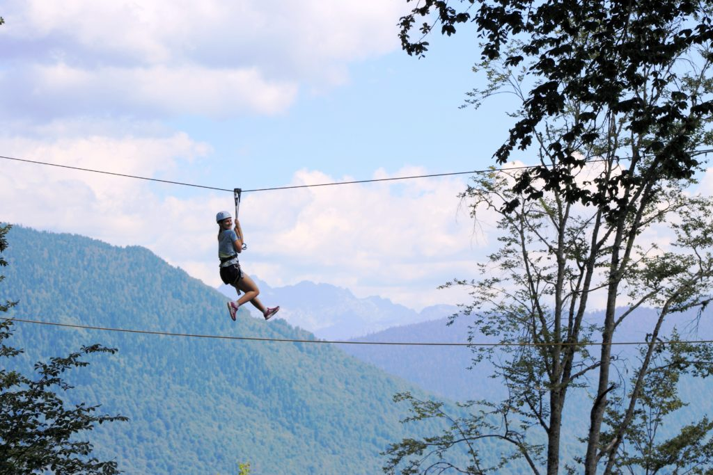 best activities in phuket, ziplining