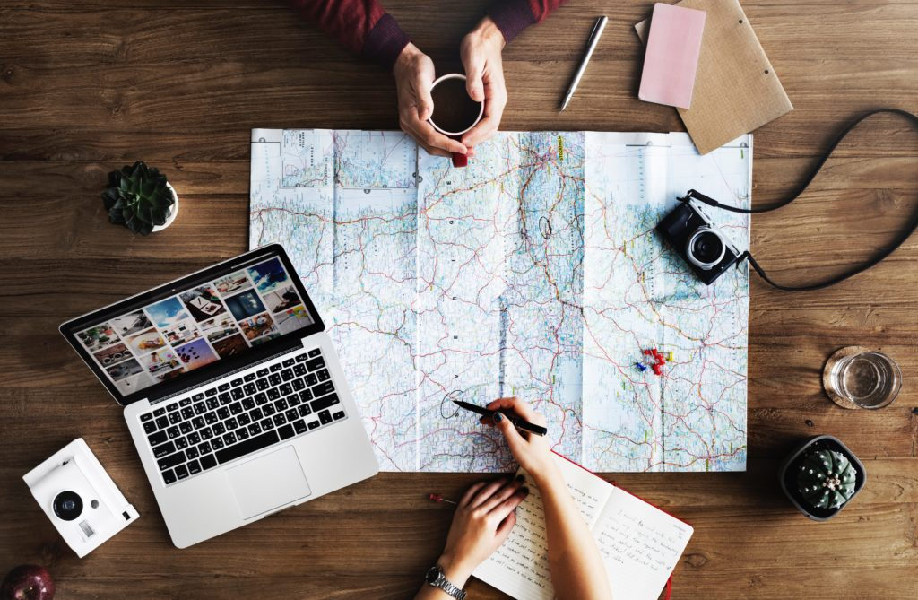 road trip packing travel list