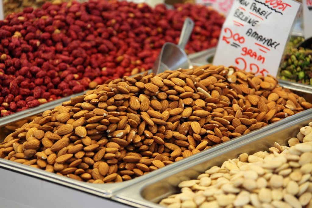 road trip packing travel list, dry fruits