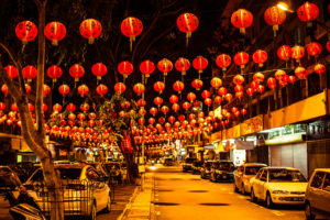 festivals in phuket, chinese new year